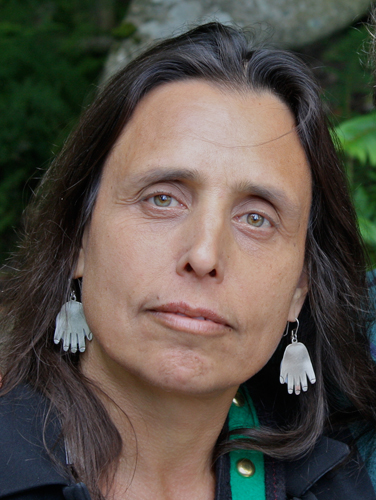 Winona LaDuke <br> Photo by Fiona McLeod </br>
